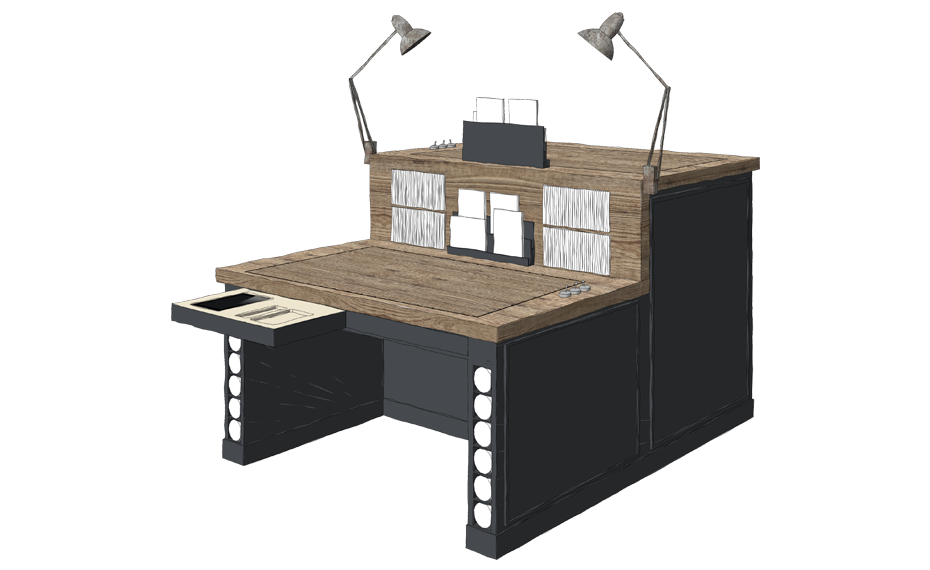 Tiered-Table